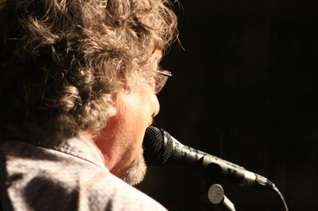 Hector Qirko, Lonesome Coyotes, Bob Dylan Birthday Bash, Market Square, Knoxville, June 2013