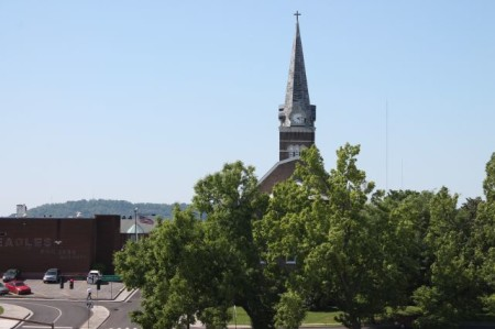 Immaculate Conception Catholic Church, Knoxville, Spring 2013