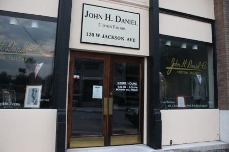 John H. Daniel Company, Jackson Avenue, Knoxville, June 2013