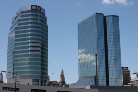 Knoxville Skyline, Spring 2013
