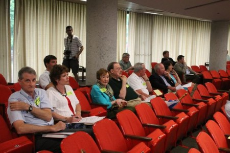 St. John's Supporters, Metropolitan Planning Commission Meeting, Knoxville, June 2013