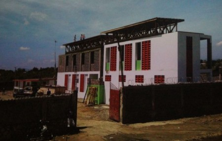 Building Project in Haiti with Christopher King