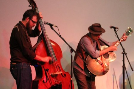 Daniel Kimbro and RB Morris, Relix Theater, Knoxville, July 2013