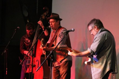 Daniel Kimbro, RB Morris and Greg Horne, Relix Theater, Knoxville, July 2013