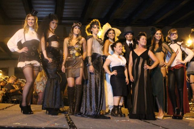 Knoxville Steampunk Fashion Show
