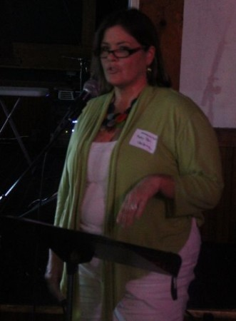 Mary Pom Claiborne, Pecha Kucha, Knoxville, July 2013
