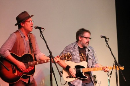 RB Morris and Greg Horne, Relix Theater, Knoxville, July 2013