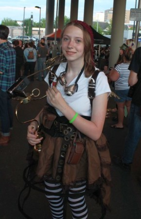 Steampunk Canivale, Knoxville, June 2013