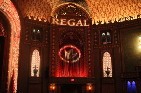 Tennessee Theatre, Knoxville, July 2013