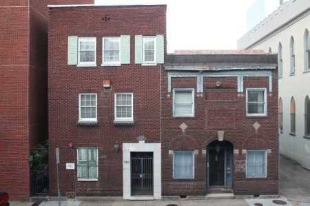 710 and 712 Walnut Street, Knoxville, July 2013
