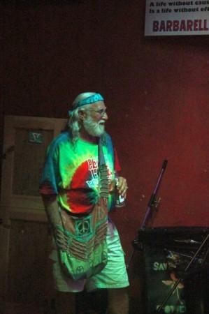Bill Alexander at Preservation Pub, Knoxville, Summer of 2013