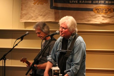 Chip Taylor with John Pantania, Tennessee Shines, Visitor's Center, Knoxville, May 2013