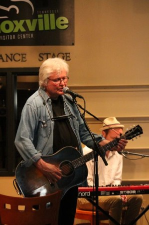 Chip Taylor, Tennessee Shines, Visitor's Center, Knoxville, May 2013