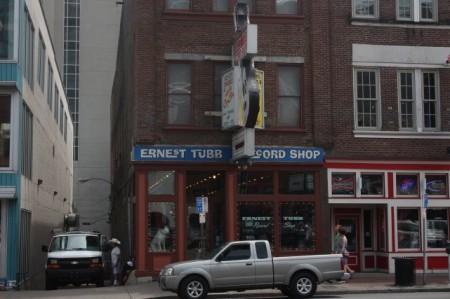 Shop, Nashville, July 2013