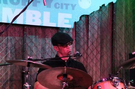 Hudson K, Scruffy City Ramble, Knoxville, Spring 2013