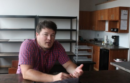 Justin Helton, Status Serigraph, 310 West Jackson, Suite 102, Knoxville, July 2013