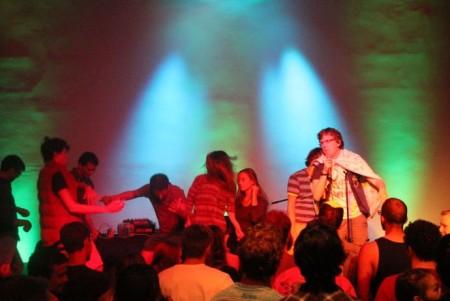 MC Vague, Relix, Knoxville, August 2103