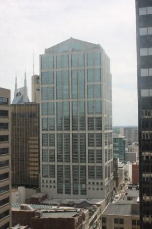 Nashville Skyline, July 2013