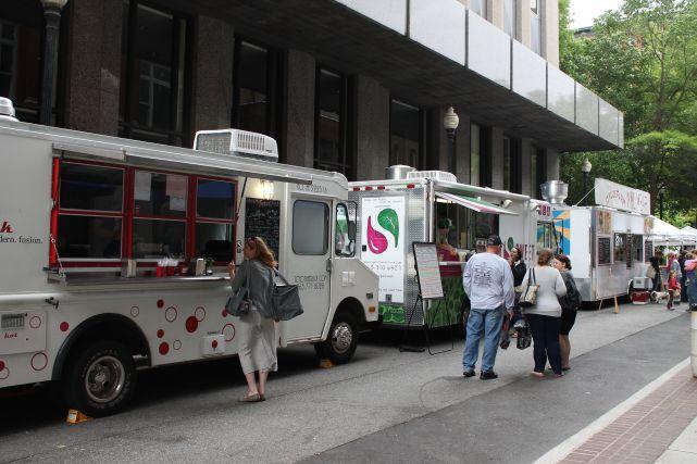 Howell Michigan Food Truck