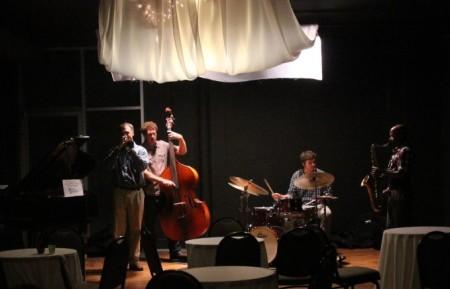 Jazz Inside the Emporium, 100 Block of Gay Street, Knoxville, September 2013