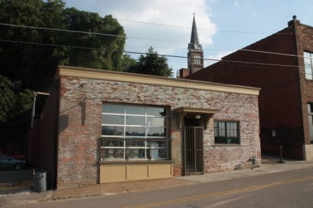 New Destination Restaurant (Coming Sometime), Jackson Avenue, Knoxville, September 2013