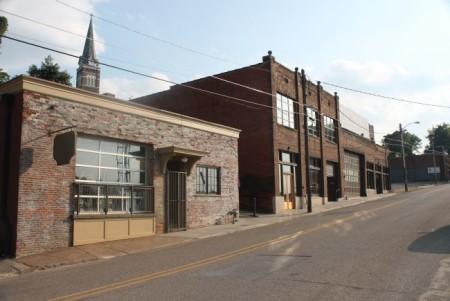The Standard and a Prospective Destination Restaurant, Jackson Avenue, Knoxville, September 2013