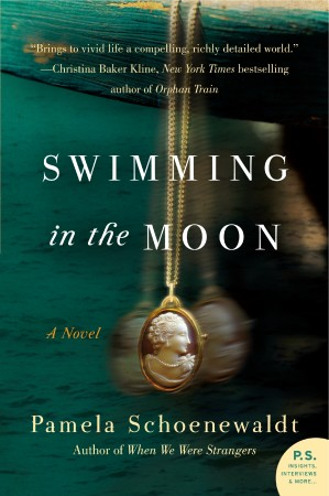 Swimming the Moon by Pamela Schoenewaldt
