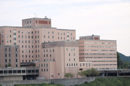 Baptist Hospital, Knoxville, October 2013