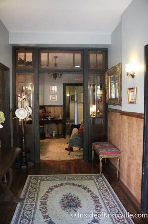 Maplehurst Inn, 800 West Hill Avenue, Knoxville, October 2013