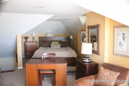 Penthouse, Maplehurst Inn, 800 West Hill Avenue, Knoxville, October 2013