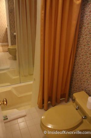 Sunken Tub, Maplehurst Inn, 800 West Hill Avenue, Knoxville, October 2013