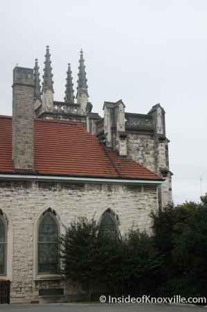 St John's Lutheran Church, Knoxville, October 2013