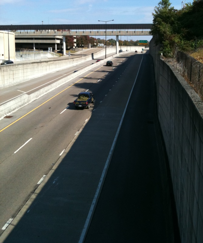 Shut Down James White Parkway (at least for a day)