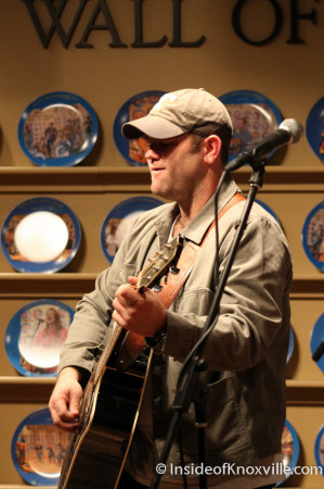 Brendon James Wright and the Wrongs, WDVX, First Friday Knoxvill