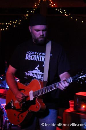 Drew Fulton, The Marble City Three, Pilot Light, Knoxville, November 2013