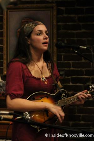 Drop Dead Darlings, Boyd's Jig and Reel, Knoxville November 2013