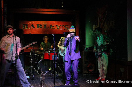 Flow Tribe, Barley's, Knoxville, November 2013
