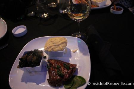 Knoxville Sunsphere Restaurant Menu