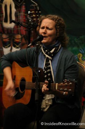 Steph Gunnoe, Lonetones, Boyd's Jig and Reel, Knoxville, Novembe