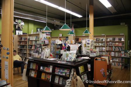 Union Avenue Books, 517 Union Avenue, Knoxville, November 2013