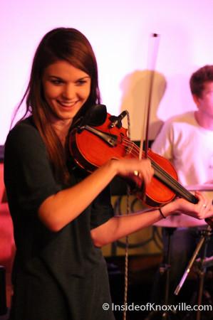 Walker Howard Band, Preservation Pub, Knoxville, November 2013