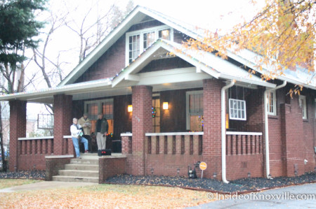 108 East Glenwood Avenue, Old North Knoxville Victorian Home Tour