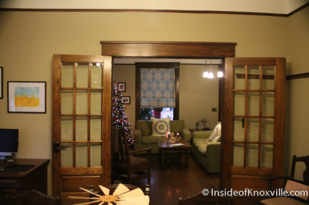 1233 Armstrong Avenue, Old North Knoxville Home Tour 2013
