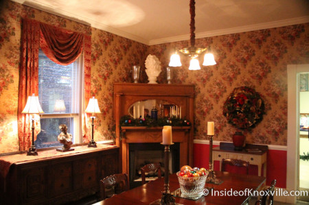 1313 Grainger Avenue, Old North Knoxville Victorian Home Tour 2013