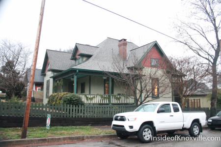 145 Leonard Place, Old North Knoxville Victorian Home Tour 2013