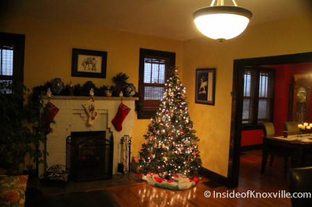 214 East Glenwood Avenue, Old North Knoxville Victorian Home Tour 2013