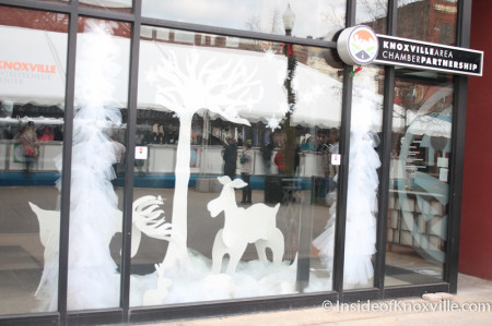 Better Business Bureau, Knoxville Christmas Decorations, 2013