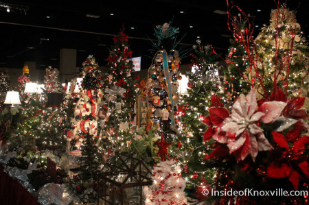 Fantasy of Trees, Knoxville Convention Center, November 2013