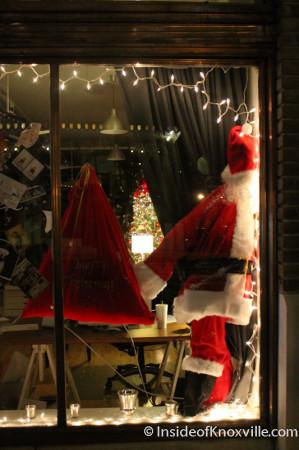 John Black Studio, Knoxville Christmas Decorations, 2013