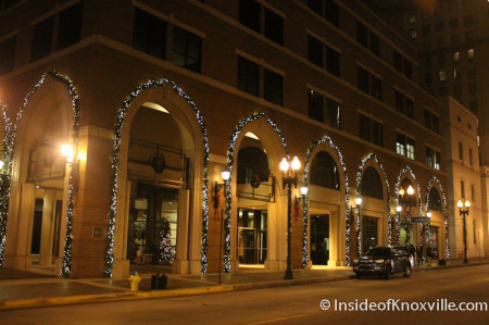 Knoxville Christmas Decorations, 2013